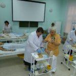 Практическая часть аттестации медиков