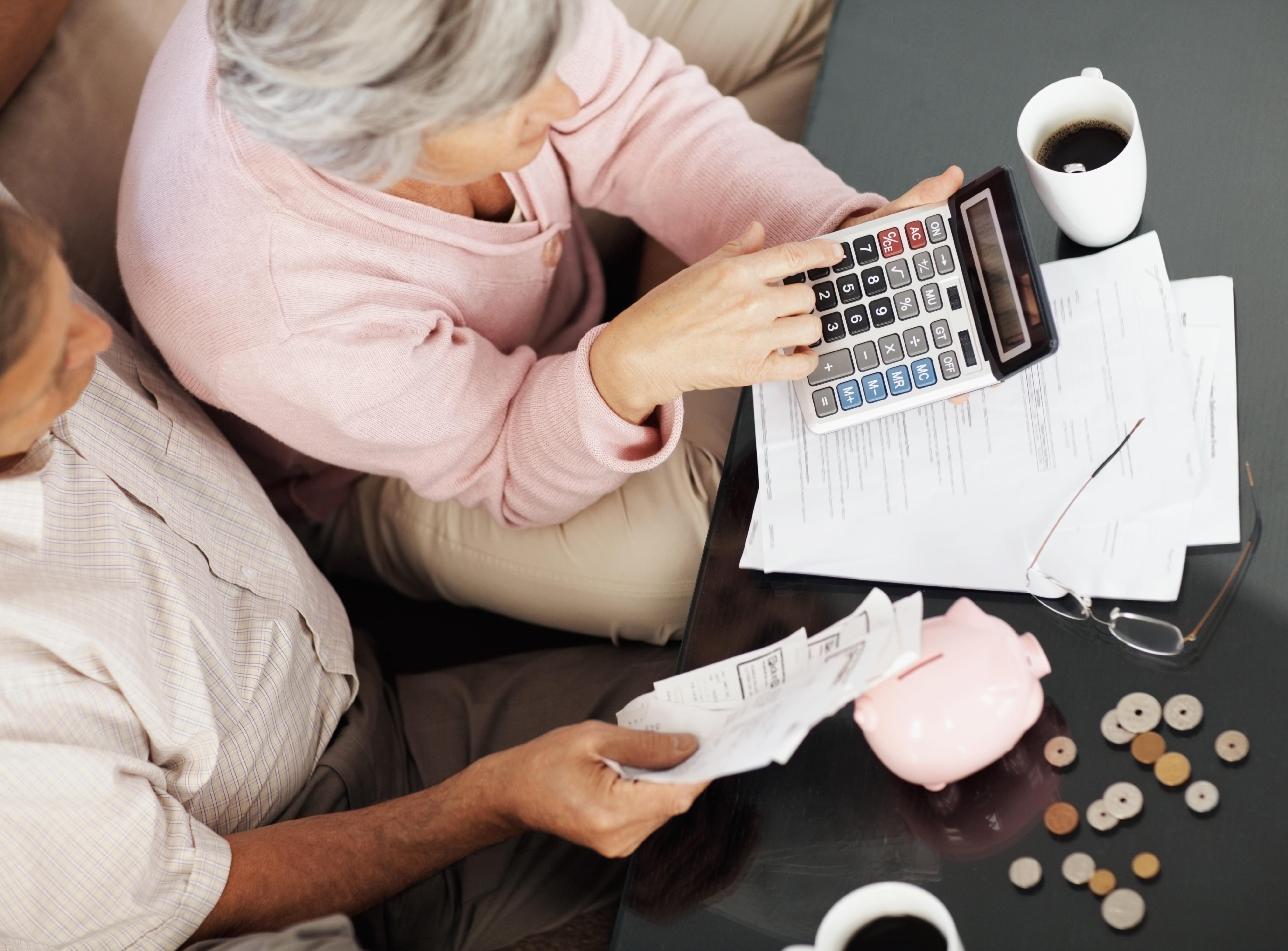 Как рассчитать пенсионный коэффициент