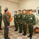 Непрерывный стаж на военной службе