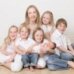 Льготы для многодетных матерей