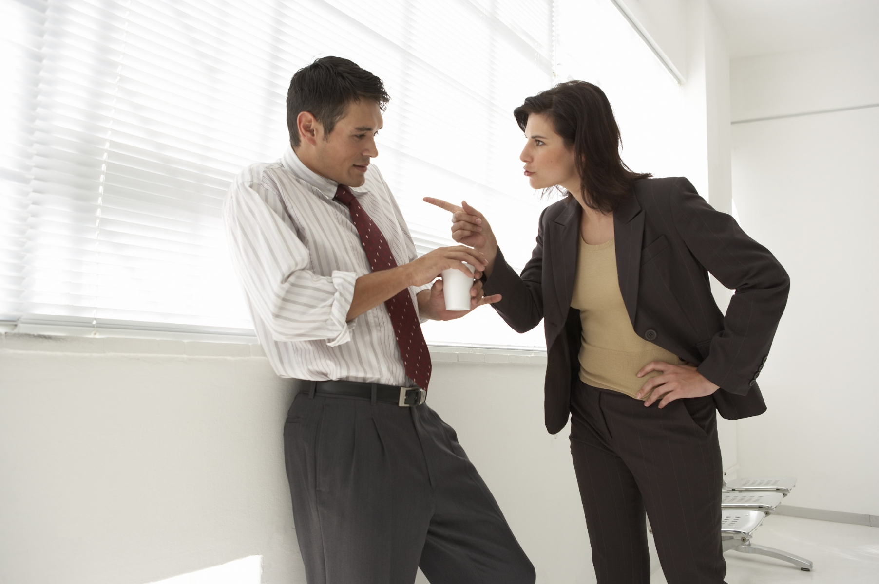 negative discipline in the workplace Negative discipline uses punishment for discipline problems for example, an employee might be suspended or fired for breaking rules personality conflicts between employee and supervisors can lead to other and more serious problems in the workplace (pulich, 1986.
